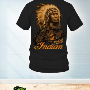 Indian old chick never die shirt