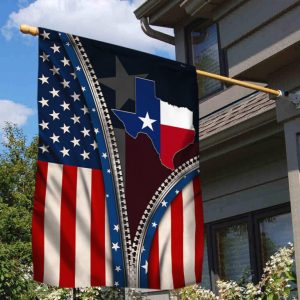 Texas Flag State Of Mind ANT218F -1
